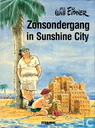 Strips - Zonsondergang in Sunshine City - Zonsondergang in Sunshine City