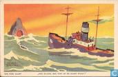 Tom Poes kaart Serie 4. Nr. 21