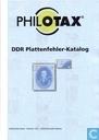 DDR Plattenfehler-Katalog