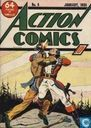 Most valuable item - Action Comics 8