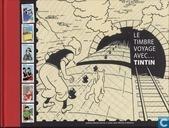 Le timbre voyage avec... Tintin