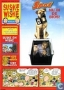 Bandes dessinées - Suske en Wiske weekblad (tijdschrift) - 2001 nummer  26