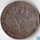 Nederland 2½ gulden 1846 (Zwaard)