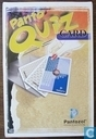 Panto Quiz Card