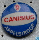 Canisius Appelsiroop (Blauw)