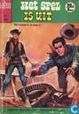 Comic Books - Lasso - Het spel is uit