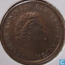 Coins - the Netherlands - Netherlands 1 cent 1977