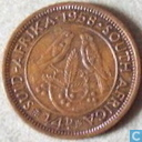South Africa 1 / 4 penny 1958