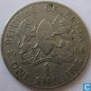 Kenya shilling 1966 1
