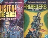 Books - Roberts, Jane - Listen! The Stars! + The Rebellers
