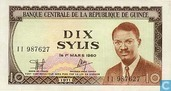 Guinee 10 Sylis