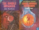 Bucher - High, Philip E. - The Double Invaders + These Savage Futurians