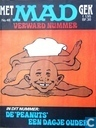 Comic Books - Mad - Vol.1 (magazine) (Dutch) - Nummer  48