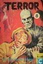 Comics - Terror - De ogen van de mummie
