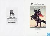3 flyers Zorro