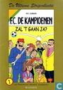 Comic Books - F.C. De Kampioenen - Zal 't gaan, ja?