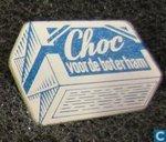 Choc voor de boterham [blauw]