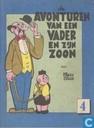 Strips - Piet Fluwijn en Bolleke - De avonturen van een vader en zijn zoon 4