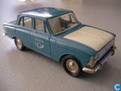 Moskvitch 412 Russian Post