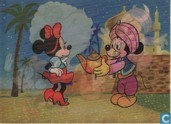 Mickey, the arabian nights