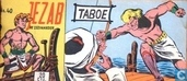 Comic Books - Jezab - Taboe