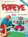 Comics - Popeye - Popeye ... en de spionnen