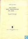 Boeken - Kresse, Hans G. - Nog even een verhaaltje en dan...