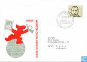 Poszegelvereniging Bern enveloppe