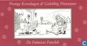 Prettige Kerstdagen en Gelukkig Nieuwjaar De Fameuze Fanclub