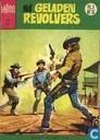 Met geladen revolvers