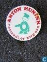 Anton Hunink besteedt er zorg aan