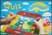 Quiz Teletubbies