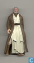 Ben (Obi-Wan) Kenobi (with Lightbasbre and Removable Cloak