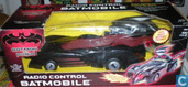 Batmobile Radio Control