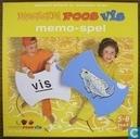Maan Roos Vis Memo-Spel