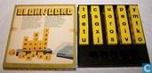 Board games - Blokwoord - Blokwoord