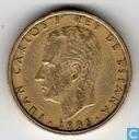 Spain 100 pesetas 1985