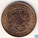 South Africa ¼ penny 1942