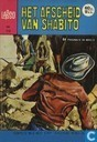 Comics - Lasso - Het afscheid van Shabito