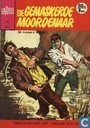 Comics - Lasso - De gemaskerde moordenaar