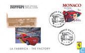 usine Ferrari
