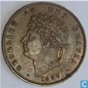 United Kingdom 1/3 farthing 1827