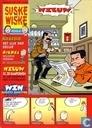 Strips - Suske en Wiske weekblad (tijdschrift) - 1999 nummer  46
