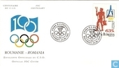 100 years Olympic Committee