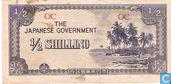 Oceania ½ Shilling