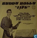 "Buddy Holly ""Live"" Vol.  1"