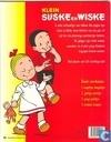 Comic Books - Junior Suske en Wiske - Kribbel, krabbel