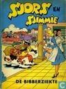 Strips - Sjors en Sjimmie - De bibberziekte