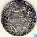 Vereinigtes Königreich 1 shilling 1836
