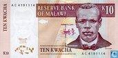 Malawi 10 Kwacha 1997